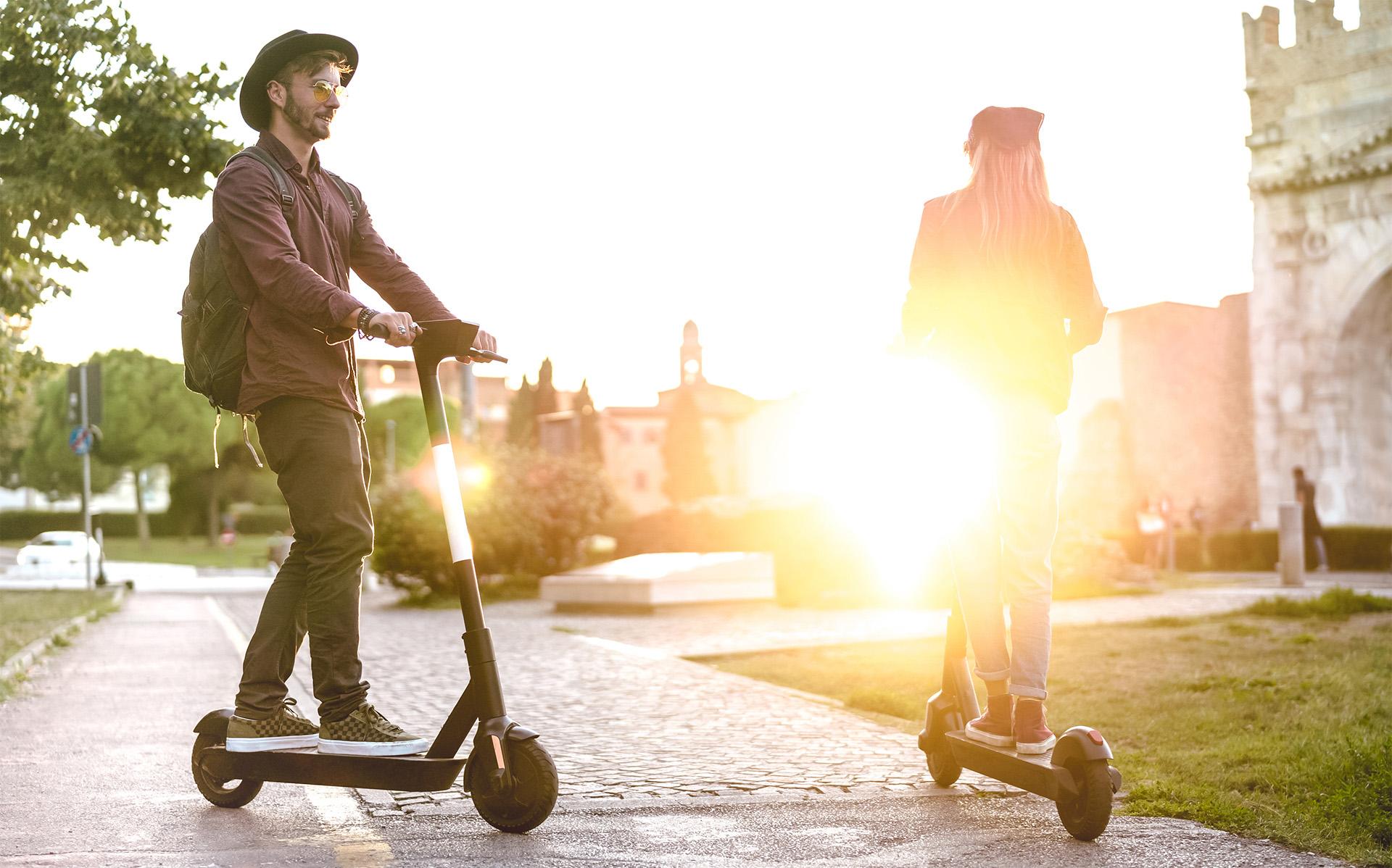 E-Mobilität. Ohne Kunststoff nicht denkbar.